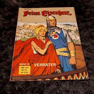"""PRINZ EISENHERZ Band 16 """"Verräter"""", Hal Foster Comicalbum"""