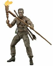 "NECA Predator - 7"" Scale Action Figure - 30th Anniversary Jungle Disguise Dutch"
