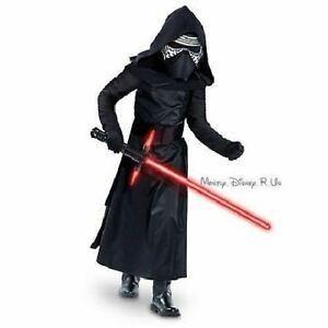 New Disney Store Kylo Ren Lightsaber Star Wars The Force Awakens Lights Sounds