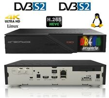 Dreambox DM900 UHD 4K E2 Linux Receiver mit 1x DVB-S2 Dual Tuner