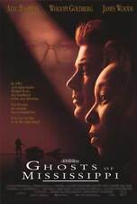 GHOSTS OF MISSISSIPPI Movie POSTER 27x40 B Alec Baldwin Whoopi Goldberg James