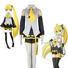 Vocaloid Akita Neru Cosplay Costume Any Adult Size Custom Made Pretty Uniform