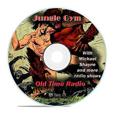 Jungle Jim, 954 Old Time Radio Shows, Adventure, Action OTR mp3 DVD G33