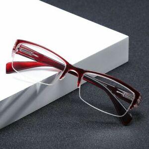 Hinge Ultralight Diamond-cut Reading Glasses Presbyopia Eyewear Eyeglasses