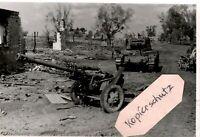 """WW 2 Russland Gretnja 42 destroyed soviet.tank Ratsch Bum """"Pz. Gren. Rgt. 63"""""""