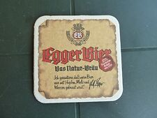 lotto di 10 sottobicchieri Egger bier was natur-brau