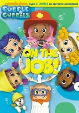 BUBBLE GUPPIES: ON THE JOB - DVD - Region 1 - Sealed