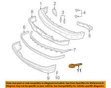 GM OEM Front Bumper-Tow Hook Left 15661183
