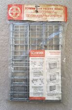 Vintage Schwinn Bicycle Rear Folding Basket 660 NOS 1976 Sealed In Bag