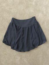 Forever 21 Gray Flowy Skirt XS NWT
