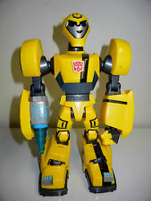 "Transformers Bumblebee Animated Talking & Light-Up 11"" Bumble Bee Action Figure"