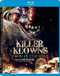 Killer Klowns From Outer Space (Grant Cramer, Suzanne Snyder) Region B Blu-ray