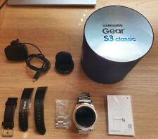 Samsung Gear S3 Classic Silver Smartwatch SM-R770 Watch