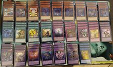 YuGiOh Shaddoll Deck Aychetype Collection NM