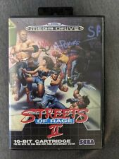 Streets of Rage 2 Sega Mega Drive