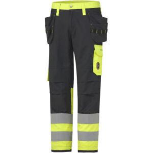 Helly Hansen Mens Aberdeen Class 1 Hi Vis Arc Construction Pants