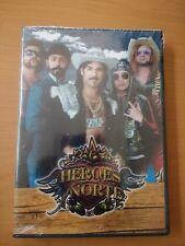 LOS HEROES DEL NORTE (4 DISCOS) DVD  CODIGO DE REGION 4 Español MEXICO NUEVO
