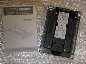 Icy Dock EZConvert Air HDD SSD Einbaurahmen mit SAS Connector MB382IP-3B