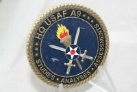 HQ USAF A9 Department of The Air Force Senior Executive Service Challenge Coin