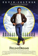Field of Dreams (1989) original movie poster - single-sided - rolled