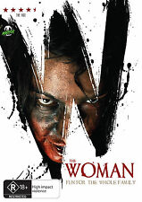 The Woman (DVD, 2011) + Extra Features * Lucky McKee * Monster Pictures *