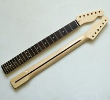 Exquisite DIY Canadian maple rosewood fingerboard Tele neck 22 quality wood hand