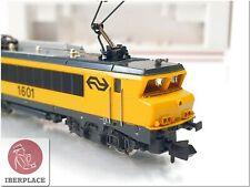 N 1:160 escala modelismo locomotora trenes Fleischmann 7363 BR 1601 NS <