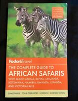 Fodor's Guide to African Safaris