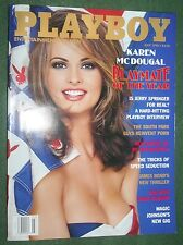 Playboy July 1998 South Park Ken Griffy Jr Lisa Dergan Jerry Springer interview