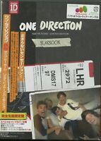ONE DIRECTION-TAKE ME HOME LIMITED YEARBOOK ED-JAPAN CD +BOOK BONUS TRACK F30