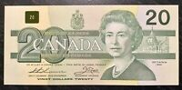 1991 $20 BANK OF CANADA - UNC+ Cond!