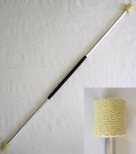 Fire Twirling Staff - 50mm wick / 120cm length