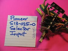 PIONEER S13-025-0 SELECTOR INPUT POT SA-900