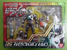 BANDAI Masked Kamen Rider OOO 000 : 06 BIRTH ACTION FIGURE COMBO CHANGE SERIES