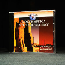 EL MUNDO DE MÚSICA-NORTE DE ÁFRICA AND THE ORIENTE - Música Cd Álbum