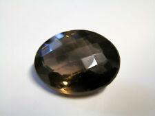 Large smoky quartz gemstone ...47.5 carat