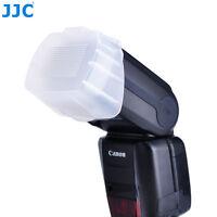 JJC Flash Bounce Diffuser Cap Softbox for Canon Speedlite 600EX II-RT as SBA-E3