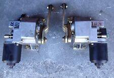 88-91 Mazda Rx7 OEM L + R electric convertible top motors x2
