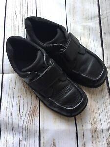Clarks Boys School Shoes Junior Size 2 F