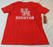 NCAA Houston Cougars Youth Boys T-Shirt Size Large, Red New