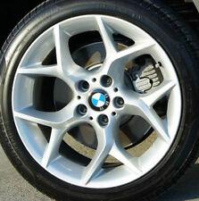 """BMW OEM E84 X1 SUV 18"""" LA Wheel Y-Spoke 322"""