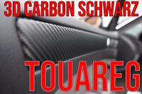 VW TOUAREG 7L ORIGINAL 3D CARBON FOLIEN ZIERLEISTEN SET, 15 TL SET 3