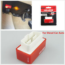 NEW Car auto SUV OBD2 Plug & Drive OBD2 Performance Chip Tuning Box For Diesel