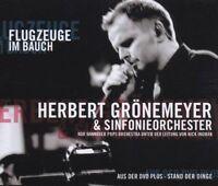 Herbert Grönemeyer Flugzeuge im Bauch (2000, & Sinfonieorchester) [Maxi-CD]