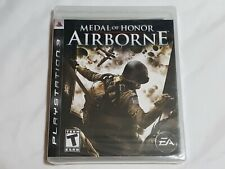 NEW (Read) Medal of Honor Airborne Playstation 3 Game SEALED PS3 - US NTSC Ver.