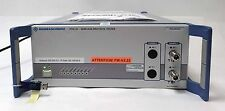 ROHDE & SCHWARZ PTW70 WLAN PROTOCOL TESTER R&S PTW 70 w OPTION  PTW70-WLA