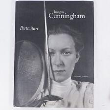 1997 Imogen Cunningham Portraiture Richard Lorenz Hardcover Book
