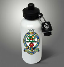Princess of Wales's Royal Regiment PWRR Metal Water Bottle 600ml