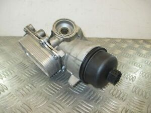 2013 Fiat 500 Abarth 1.4 Petrol Turbo 312A. Oil Filter Housing & Cooler 55236...