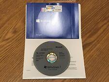 Windows 7 Professional 64bit DSP OEI DVD Pack + OEM Autocollant Emballage Scellé